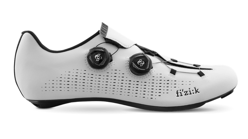 Fizik Infinito R1 white black - side view