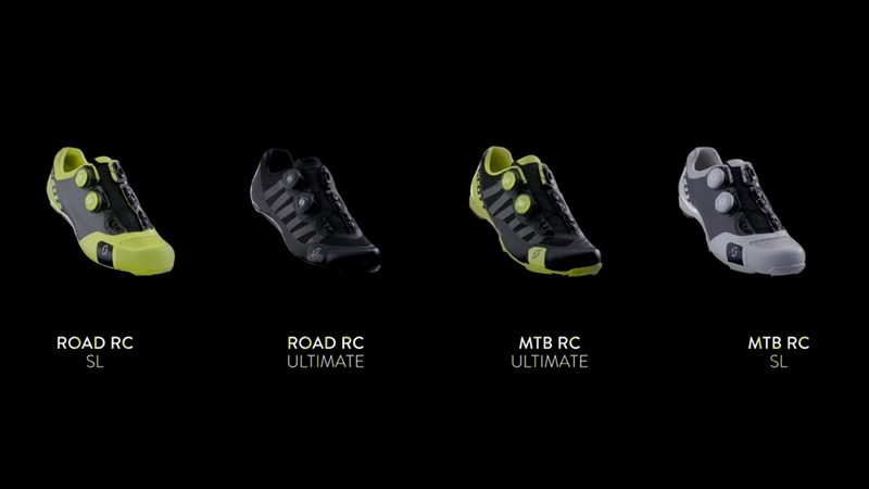 SCOTT puts its foot down with Carbitex on new carbon shoes