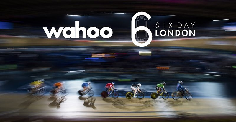 Wahoo Fitness sponsors Six Day London and Six Day Berlin