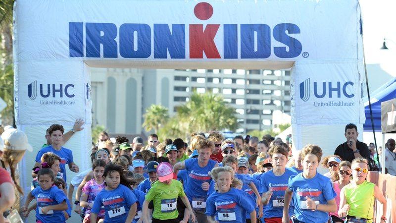 IRONKIDS Florida fun run start - photo credit Andrew Wardlow