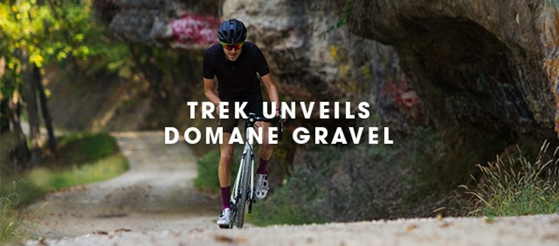 Trek unveils Domane Gravel bike