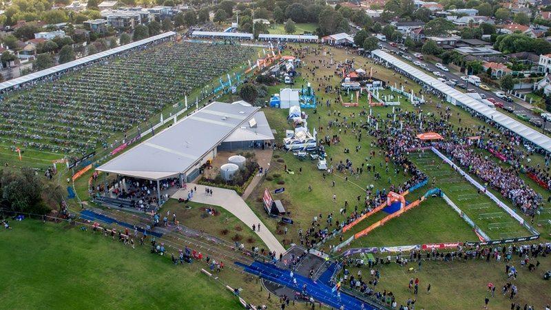 Corporate Triathlon Melbourne - photo SME360