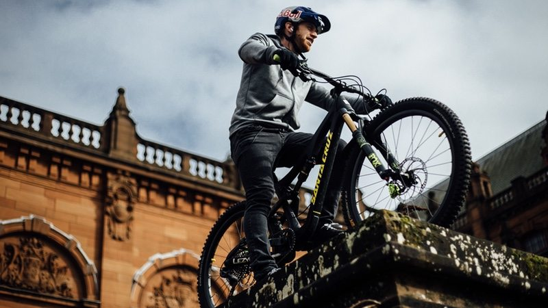Endura One Clan Collection, inspired by Danny MacAskill