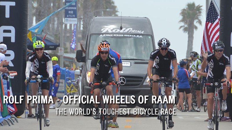 Rolf Prima sponsors RAAM