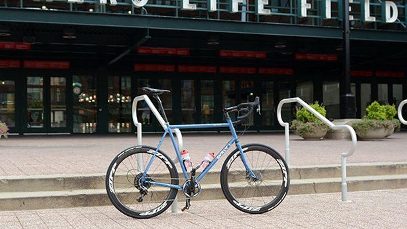 Zipp-SRAM bike for ambassador Dr Dunk