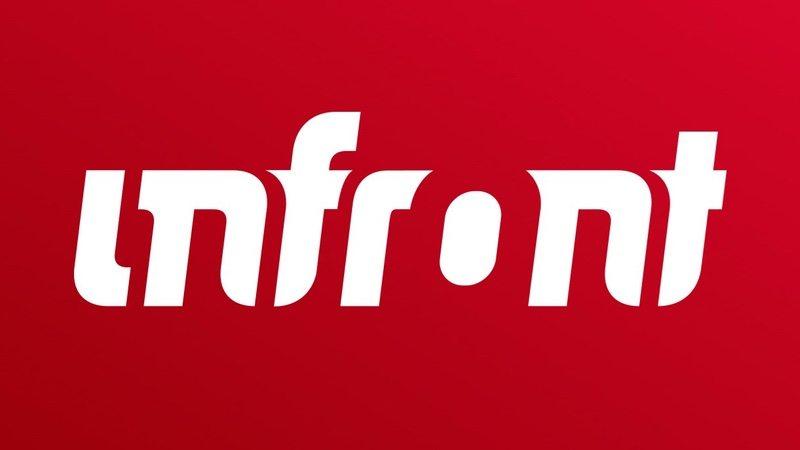 Infront logo