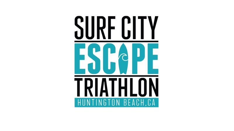 Surf City Escape Triathlon logo