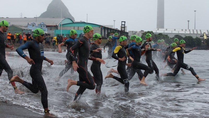New Plymouth ITU Triathlon World Cup, New Zealand, photo by ScottieTPhoto