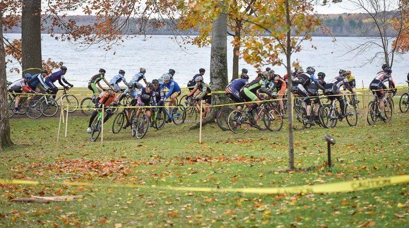 Silver Goose cyclocross, Ontario, Canada