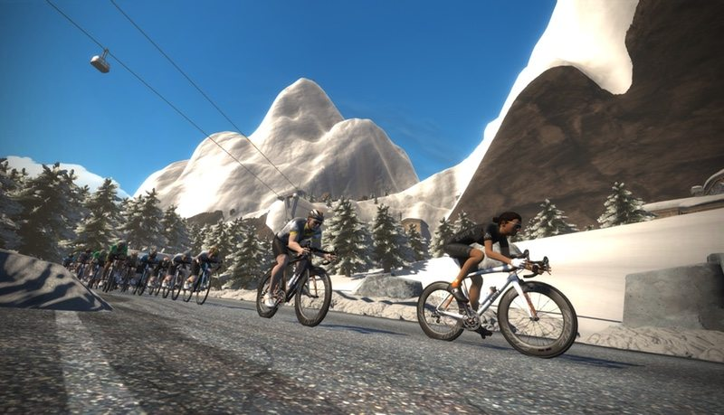 Zwift Cycling Event
