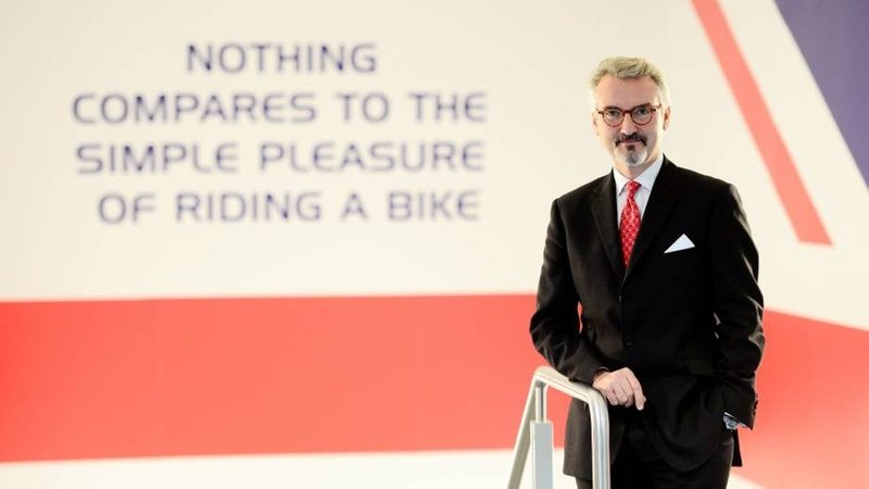 Frank Slevin new Chair of British Cycling - photo British Cycling