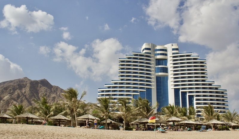 TriStar Fujairah in UAE - host venue