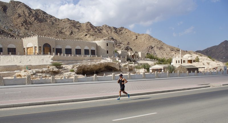 TriStar Fujairah in UAE - run