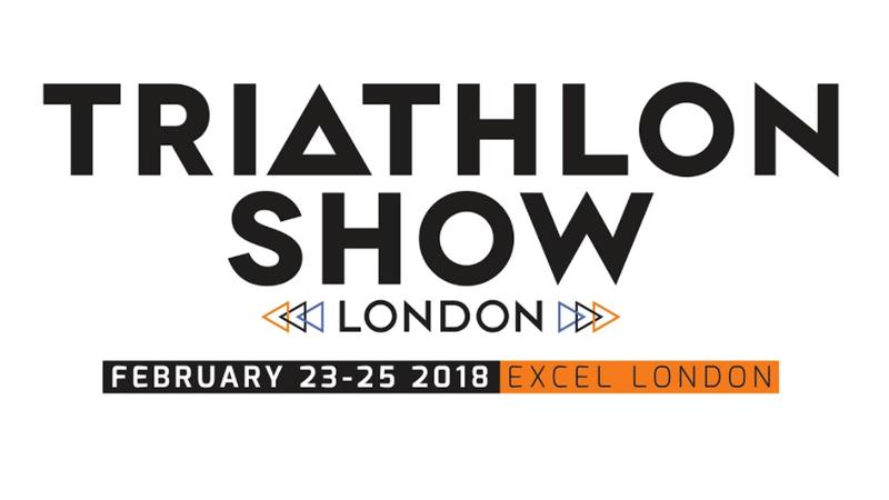 Triathlon Show London banner