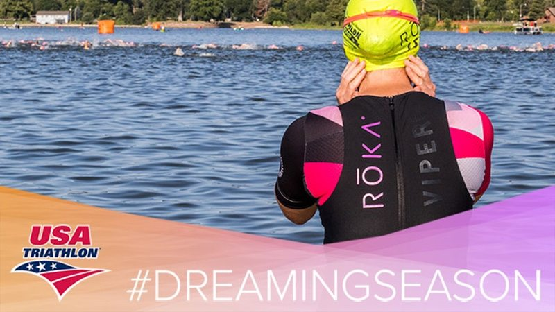 USA Triathlon DreamingSeason - Photo Archi Trujillo