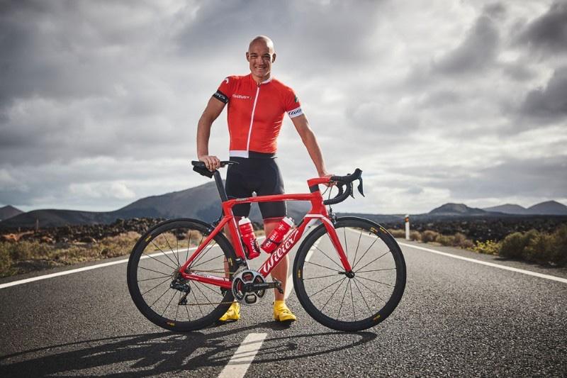 Wilier Triestina sponsors German triathlete Andreas Dreitz 2