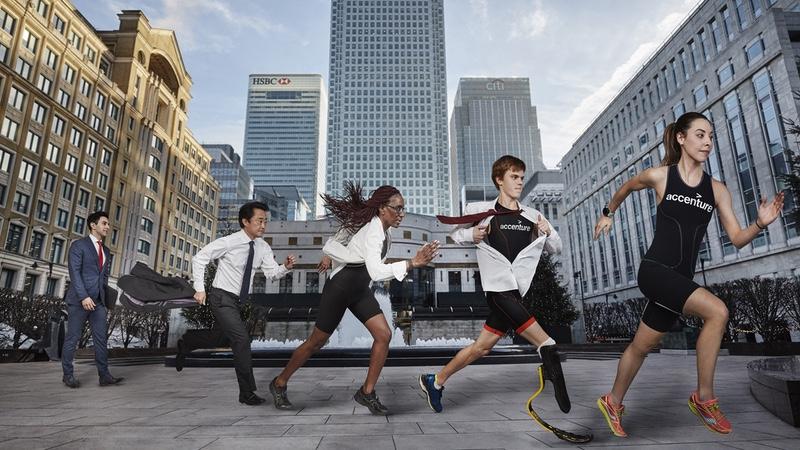 Accenture Mixed Team Challenge