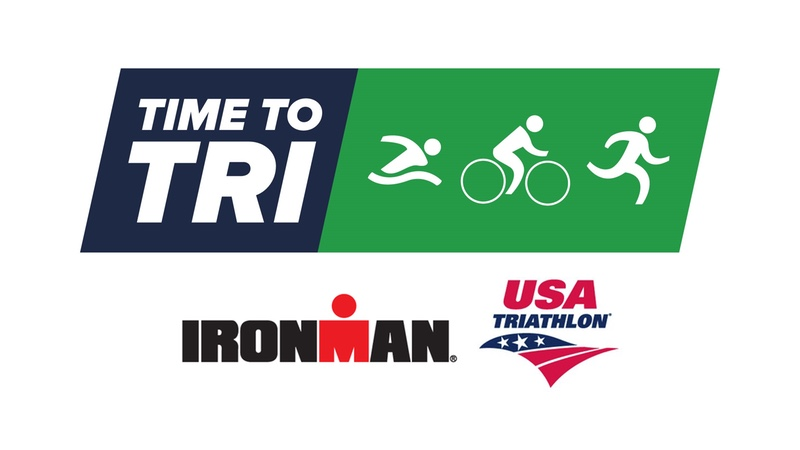 IRONMAN and USA Triathlon announce Time to Tri initiative