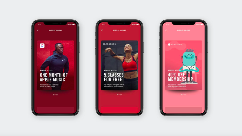 New NikePlus membership benefits, from music to meditation