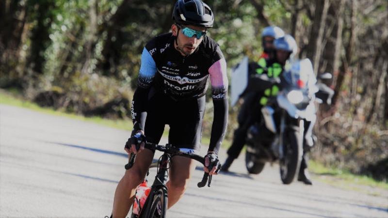 Fuji bikes sponsors Amore and Vita-Prodir team
