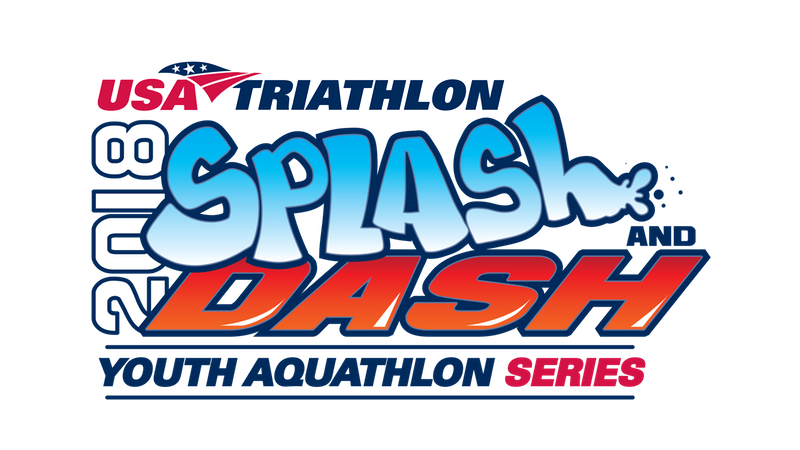 USAT Splash and Dash 2018 logo