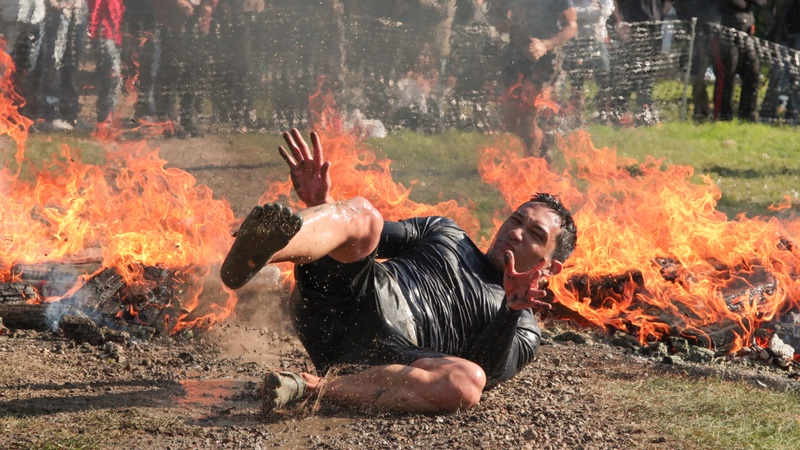 spartan race  Expanding Spartan Race UK gets set to roast couch potatoes ...