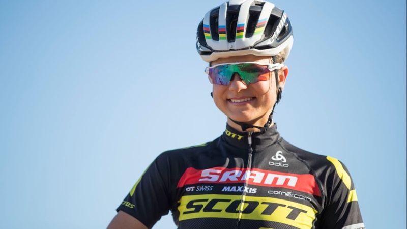 Olympic MTB champ Jenny Rissveds and SCOTT-SRAM agree to part ways