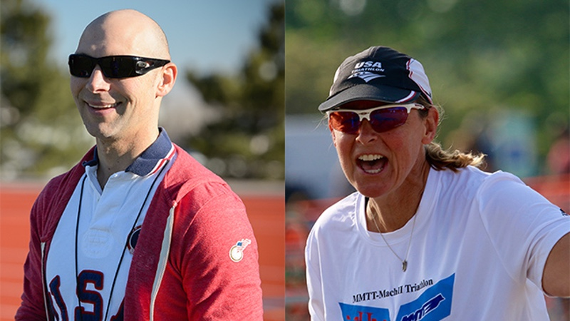 Neal Henderson and Christine Palmquist named as USAT Coaches of the Year
