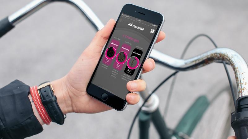 Eurobike cycling - app