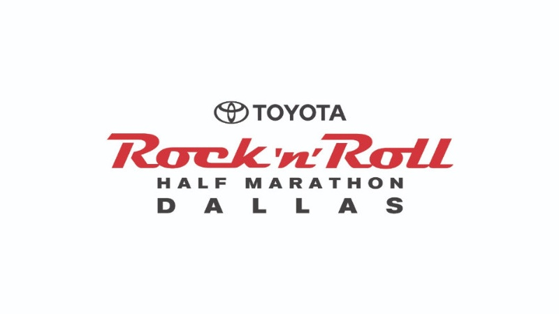 30f8eb4ce Toyota motors with Rock 'n' Roll Marathon Series in Dallas ...