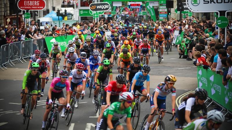 Womens Tour 2017 riders