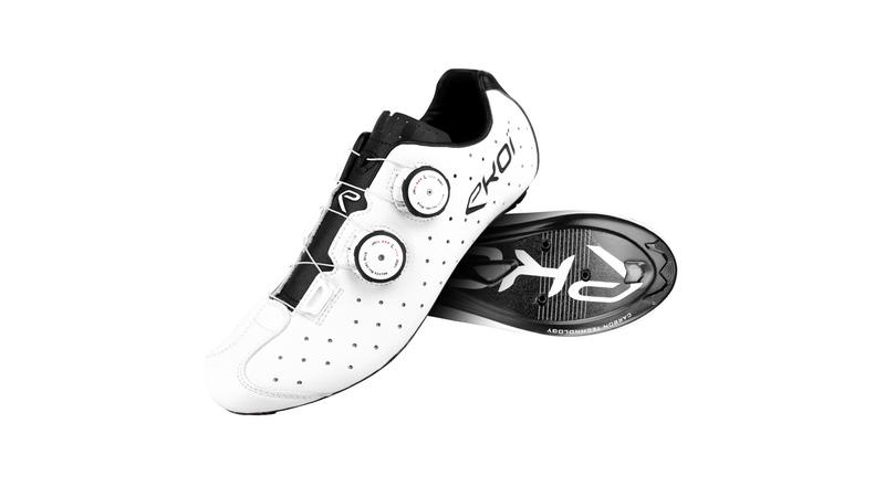 EKOI R4 White shoes