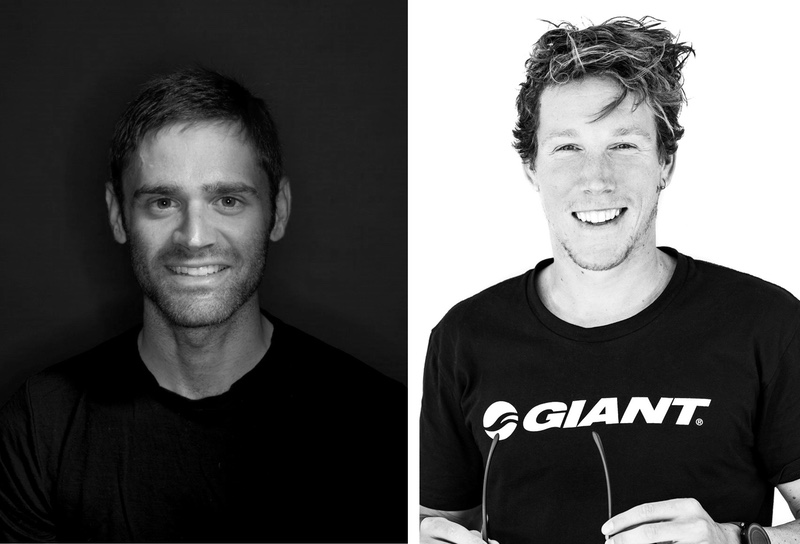 SOLOS teams up with pro athletes Phil Gaimon and Sam Appleton