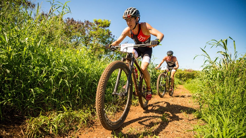 XTERRA bike - Chile