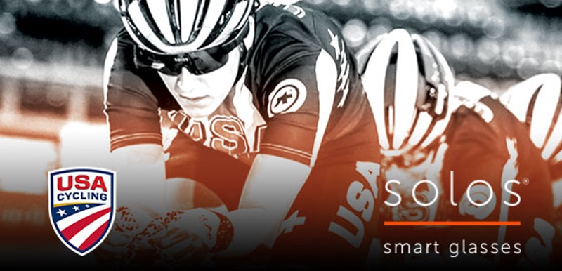 SOLOS teams up with USA Cycling and sets sights on Tokyo 2020 ... 917545eda