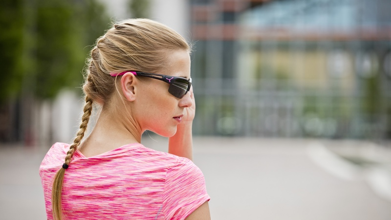 Cébé STRIDE sunglasses targeted at female runners ...