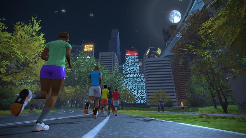 New take on the Big Apple: Zwift unveils futuristic New York