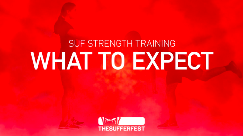 The Sufferfest releases Strength Training for Cyclists