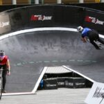 StreetVelodrome fan experience at Santos Tour Down Under 2019