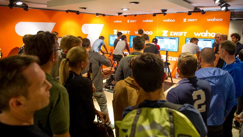 Zwift secures US$120 million funding to expand into eSports and