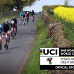 2019 UCI Road World Championships Official Sportive rolls into Harrogate