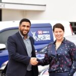 British Cycling in partnership with Thrifty Car and Van Rental