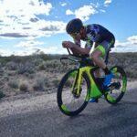 Ben Hoffman rides with Cervélo