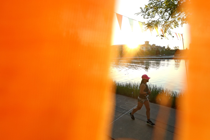 Images from 2019 Memorial Hermann IRONMAN North American