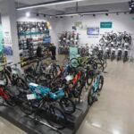 Brand new store for Evans Cycles in Shirebrook, Derbyshire