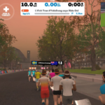Birthday run with Zwift CEO Eric Min