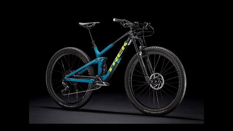 85da2bfbbaf Trek updates Top Fuel XC bike with longer travel and new geometry ...