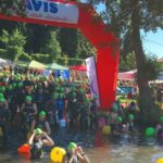 Open Water World Tour makes a splash in Italy
