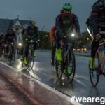 5,000 Gran Fondo World Tour riders at Styrkeproven in Norway