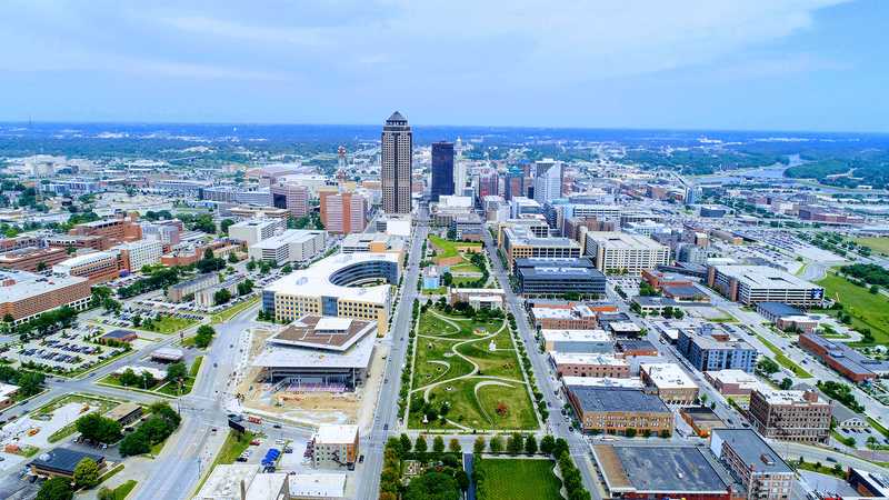 Image result for des moines iowa
